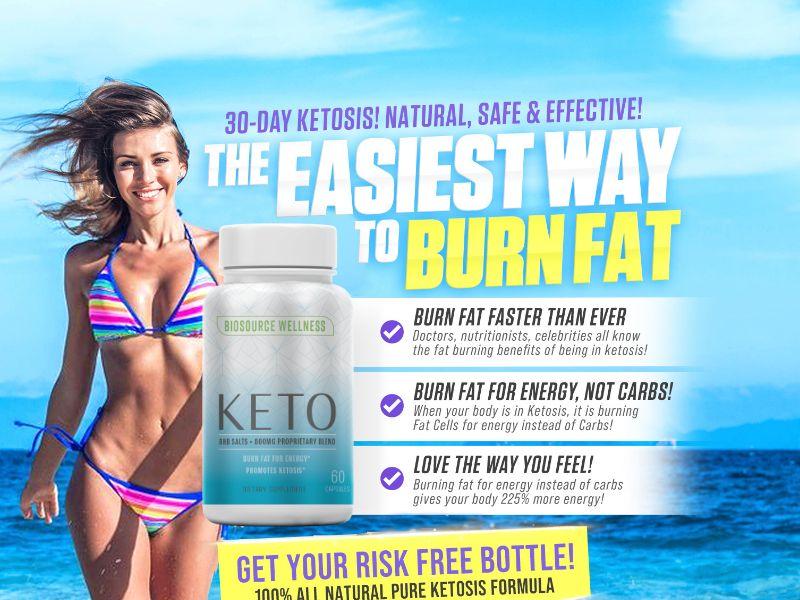 Biosource Wellness Keto (Trial) - US