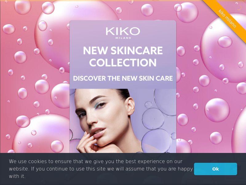 Win a Kiko Milano kit - UK (CPA) Incent ok