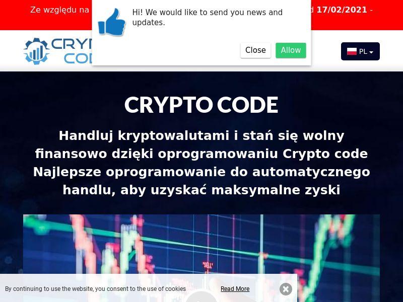 Crypto code Polish 2255