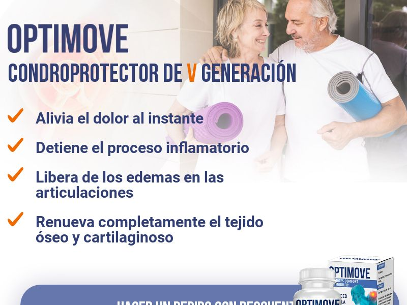 Optimove ES - arthritis product