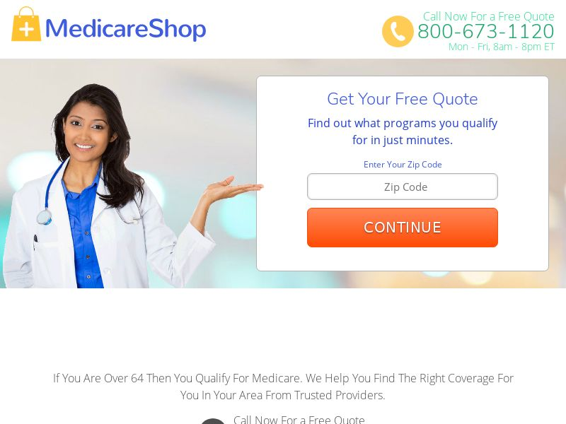 Get Your Free Medicare Quote - US