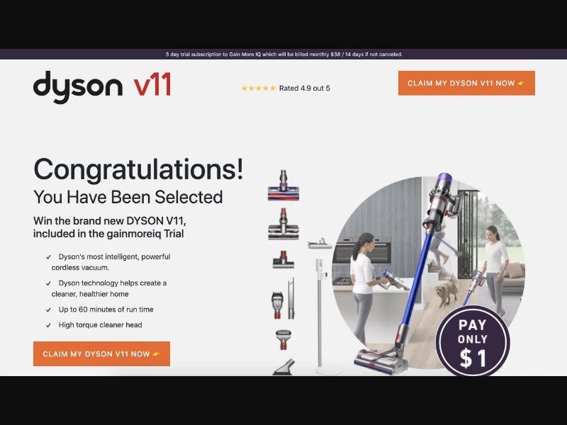 Dyson US [US] - CC Submit