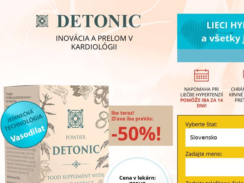 Detonic SK (hypertension)