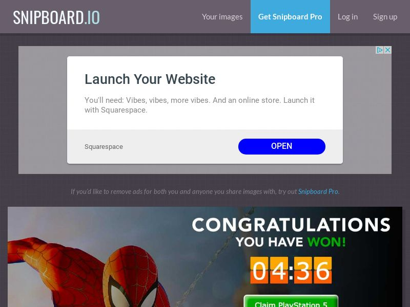 AbsoluteWinner - Playstation 5 (Spiderman Orange) US - CC Submit *THE LEAD WOLVES EXCLUSIVE*