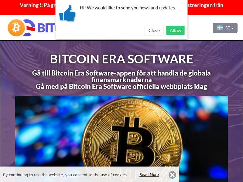 The Bitcoin Era Swedish 2379