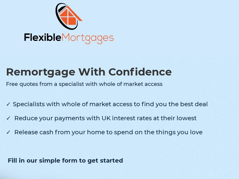 Mortgages - Long Form - UK