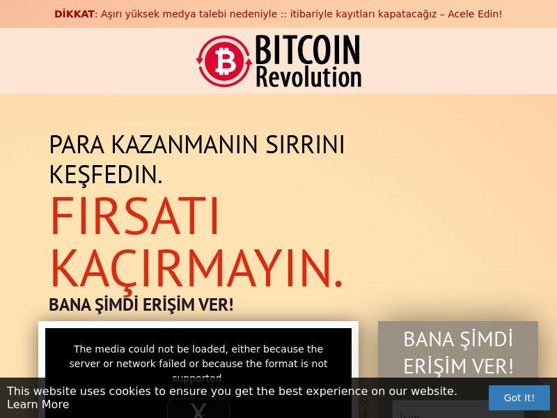 Bitcoin Revolution - TR