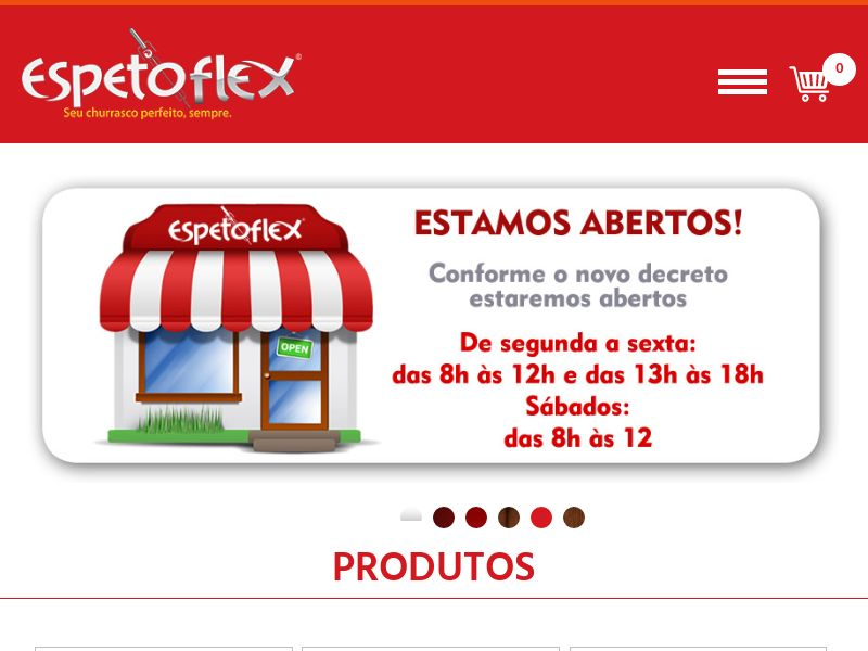 Espeto Flex - Barbecue Accessory