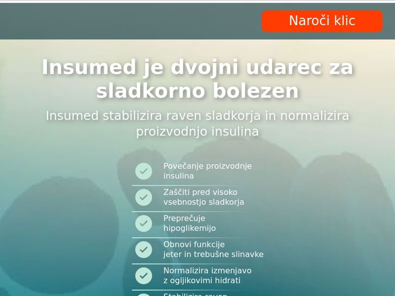 Insumed SI - sugar control supplement