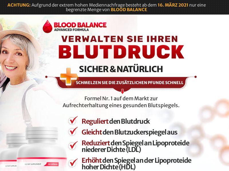 Blood Balance (DE) - SS