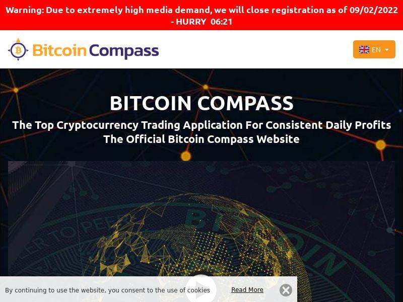 Bitcoin Compass Pro English 1179
