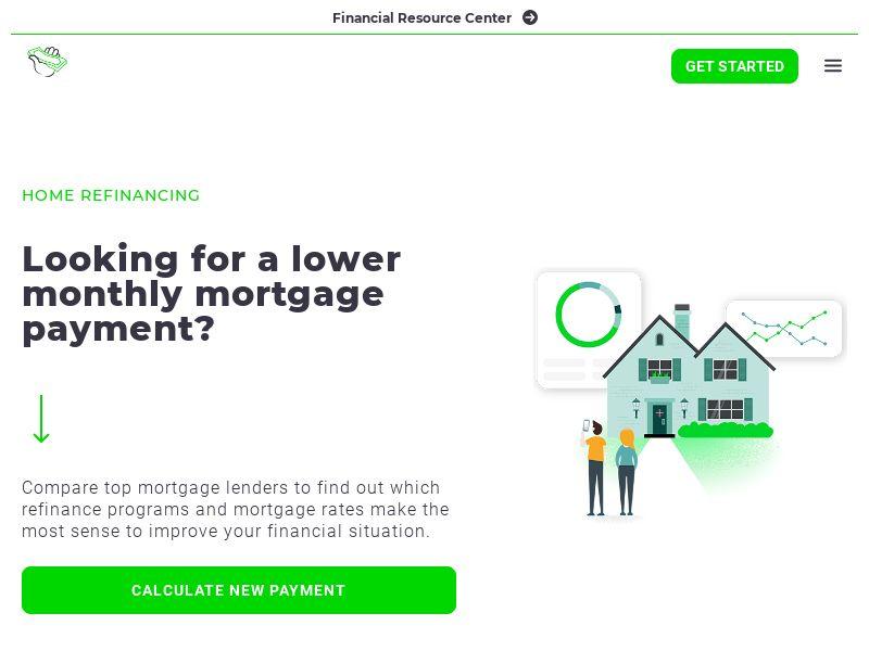 LowerMyBills - Mortgage Refinance - (LongForm) - V2