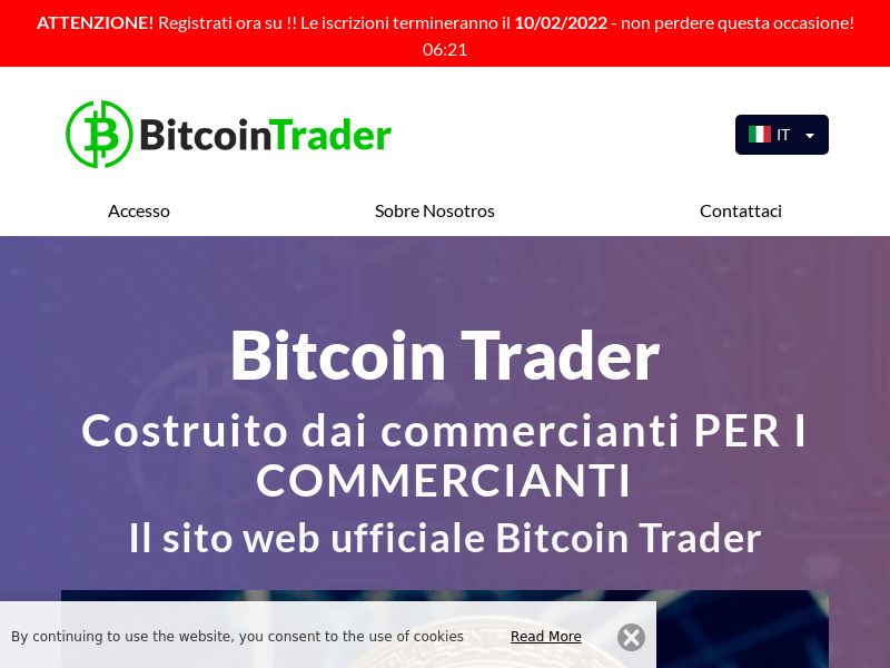 The Bitcoin Traders App Italian 990