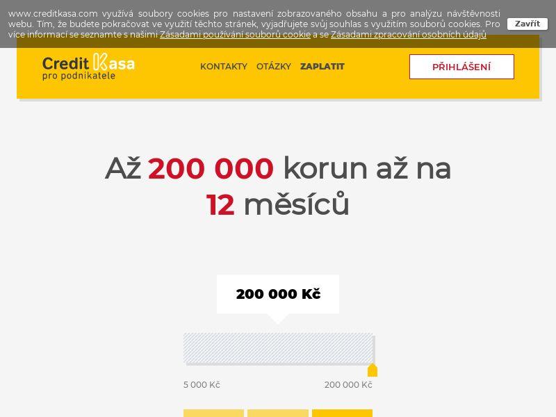 creditkasa (creditkasa.com)