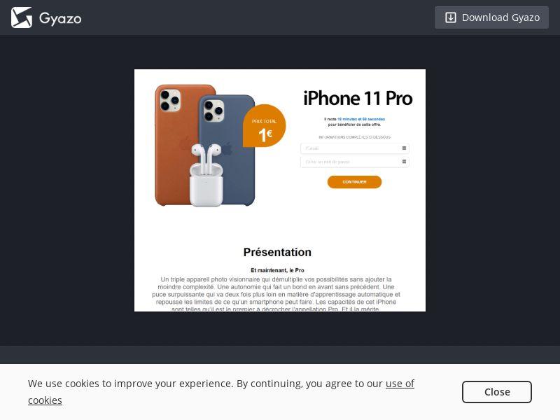 Junebox iPhone 11 Pro FR | CC Sub