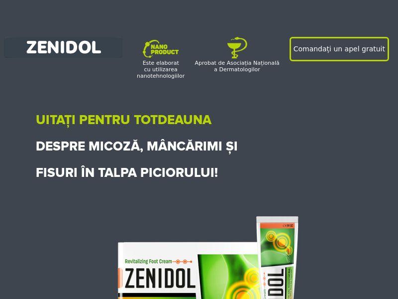 Zenidol RO - antifungal solution