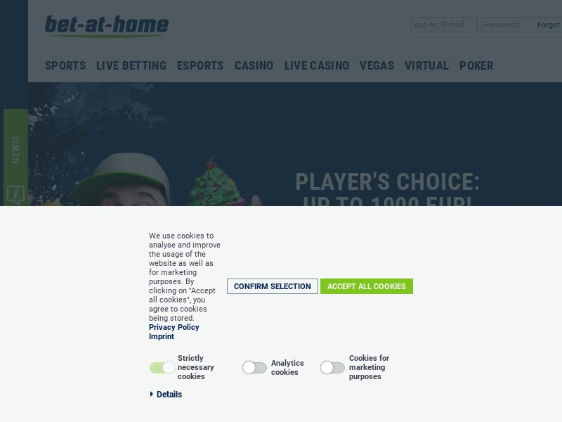 Bet-at-home Web WW CPA