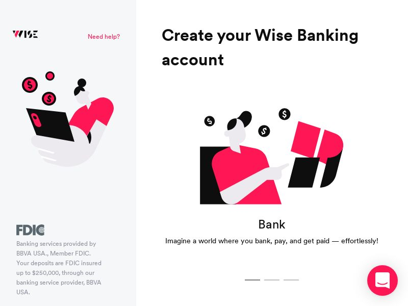 Wise - Modern Business Banking