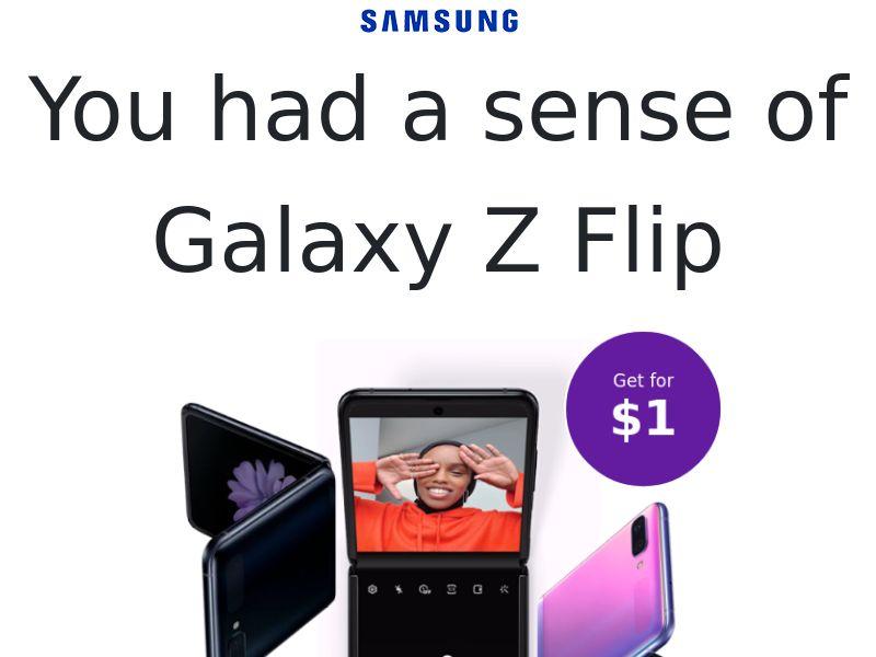 Samsung Galaxy Z CPL-CC submit US