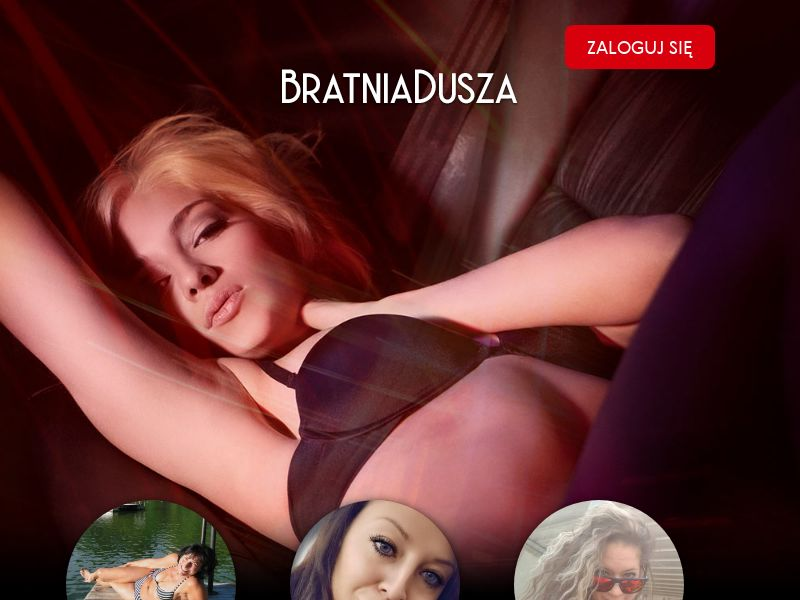 Bratnia Dusza - PL (PL), [CPL], For Adult, Dating, Content +18, Double Opt-In, Email Submit, women, date, sex, sexy, tinder, flirt