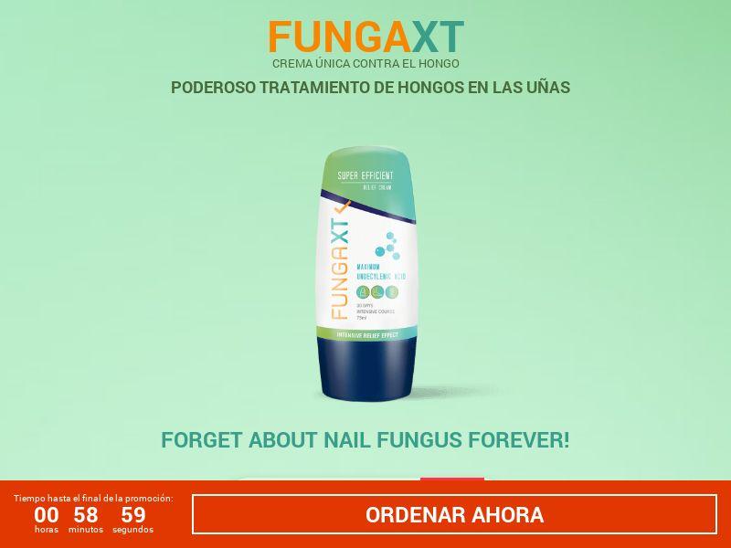 FungaXT ES - antifungal solution