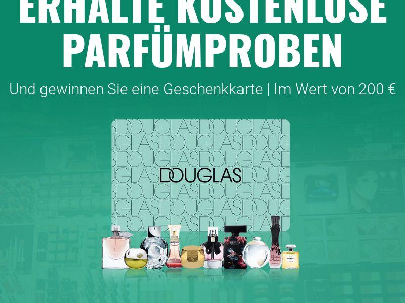 Leadswinner (37313) - Win a €200 Douglas Gift Card [DE]
