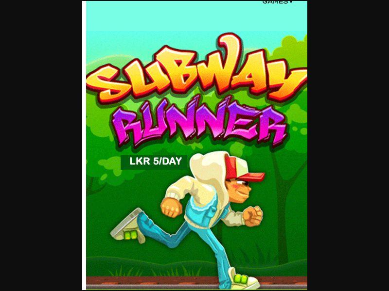 LK Games Subway/Horror 1click Dialog