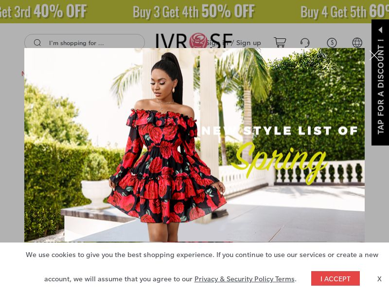Ivrose (MultiGeo), [CPS], Fashion, Clothes, Shoes, Accessories and additions, Accessories, Jewelry, Presents, Sell, shop, gift