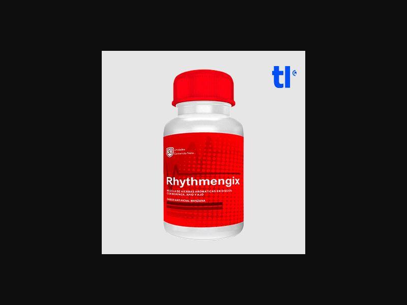 Rhythmengix - health - CPA - COD - Nutra