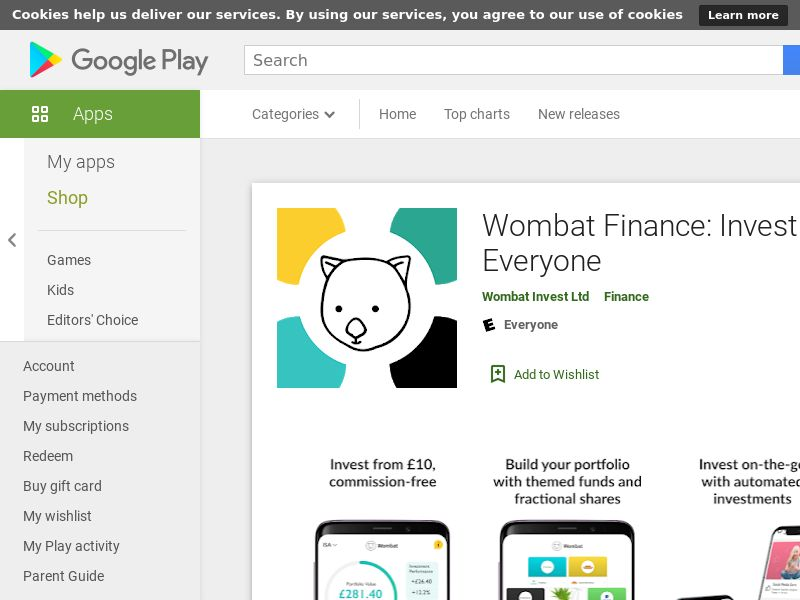 Wombat_Android_UK (FTD=GIA Investment)