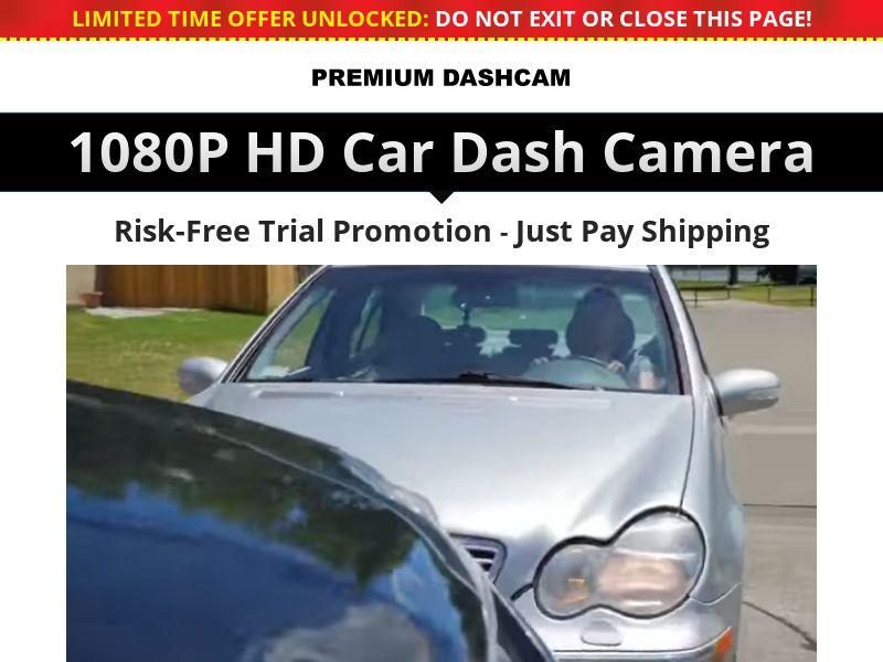Premium Dashcam (CC Submit) - Survival/eCommerce - US