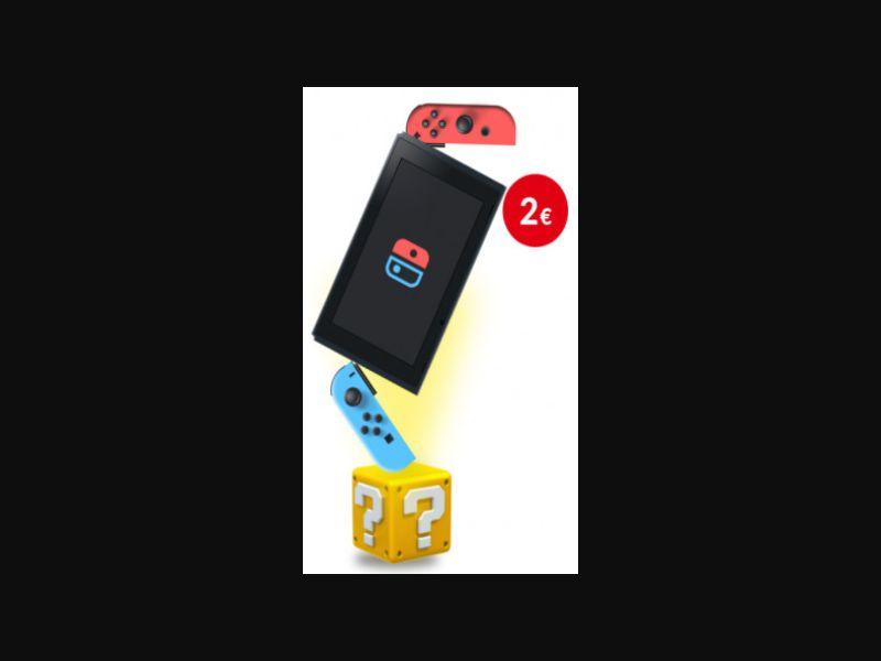 Nintendo Switch - CC Submit - FR