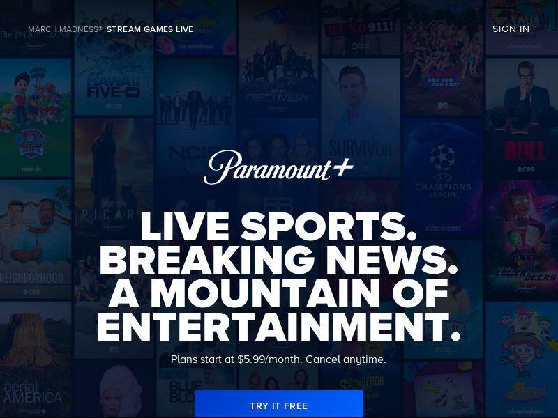 Paramount US CPA