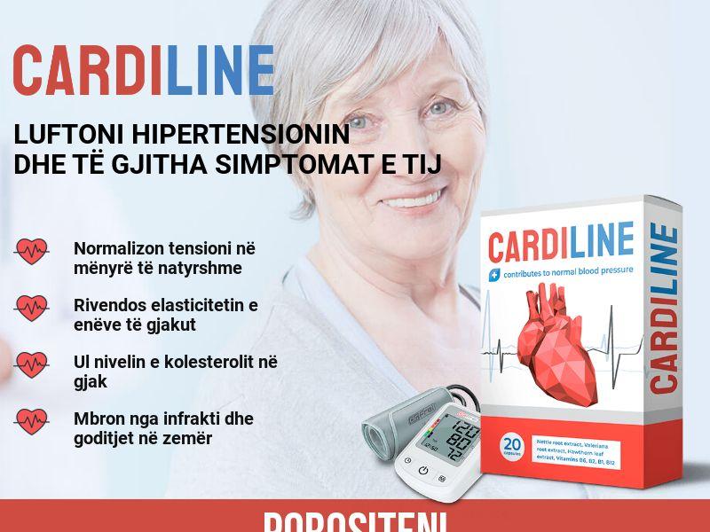 Cardiline AL - pressure stabilizing product