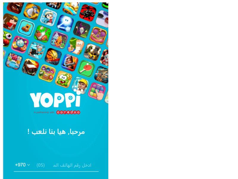 Yoppi Games Wataniya