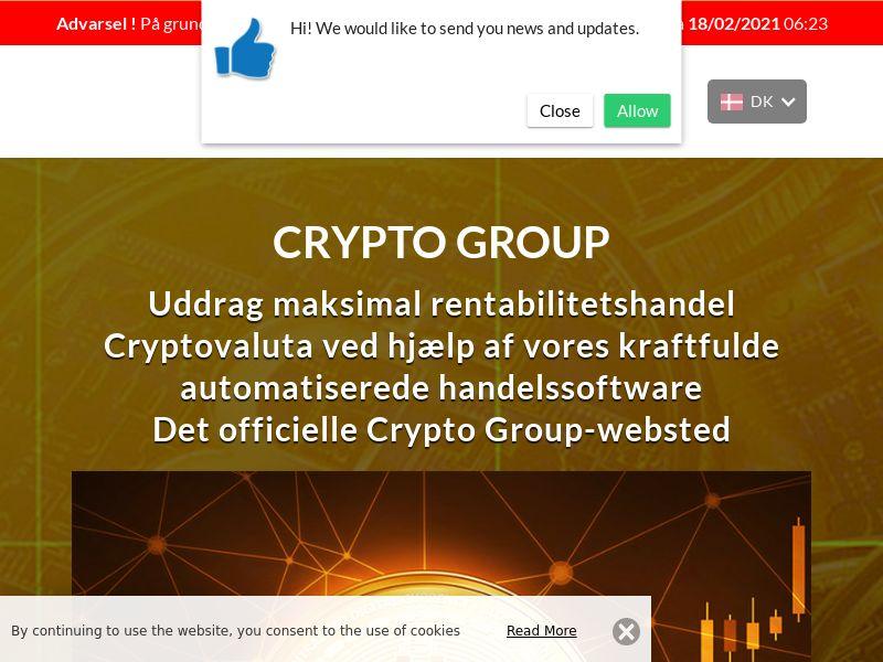 The Crypto Group Danish 3102