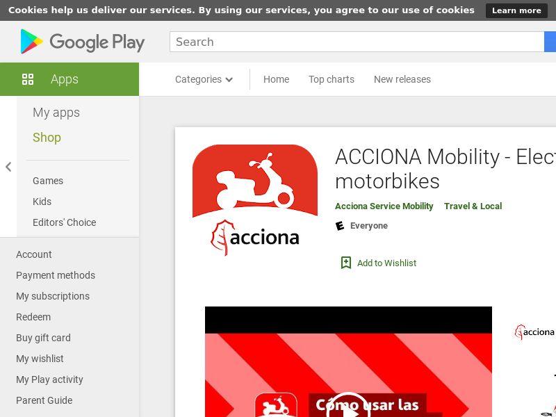 Acciona ES CPI Android (non-incent) *KPI