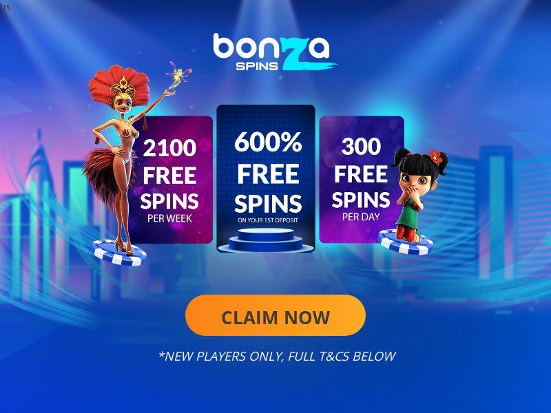 10364) [EMAIL] Bonza Spins - AU - CPL