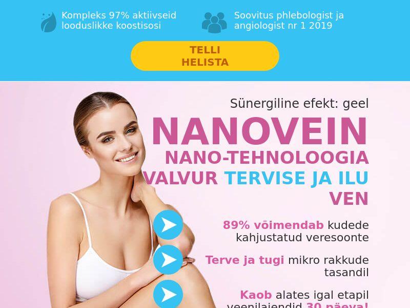 NANOVEIN EE - varicose vein cream