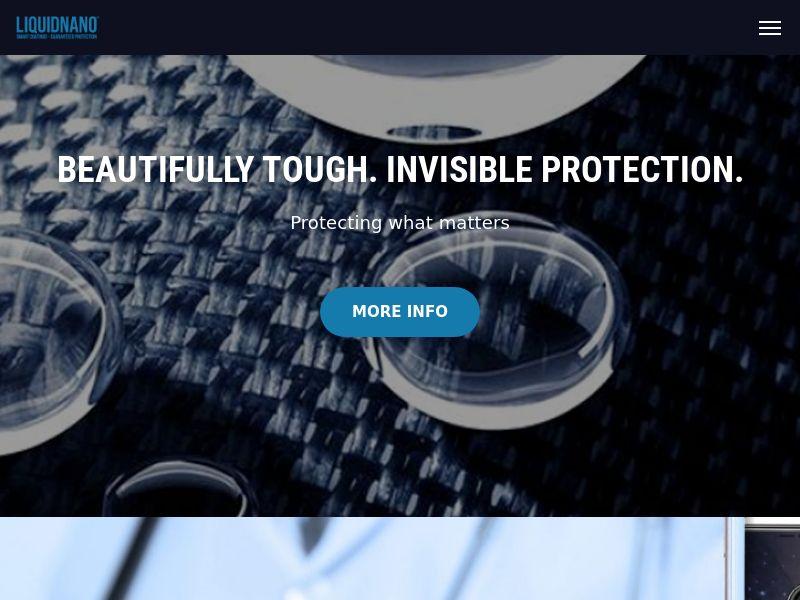 LiquidNano Screen Protector [ECOMMERCE] [VSL] - CPA - US