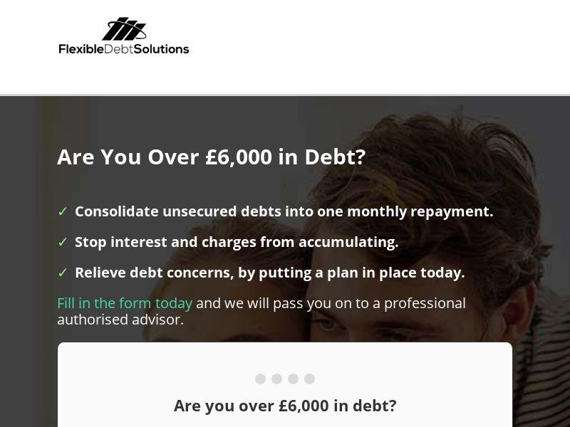 Flexible Debt Solutions - UK