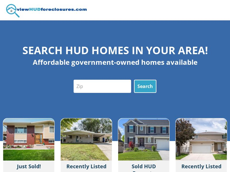 View Hud Foreclosures - CPL - US