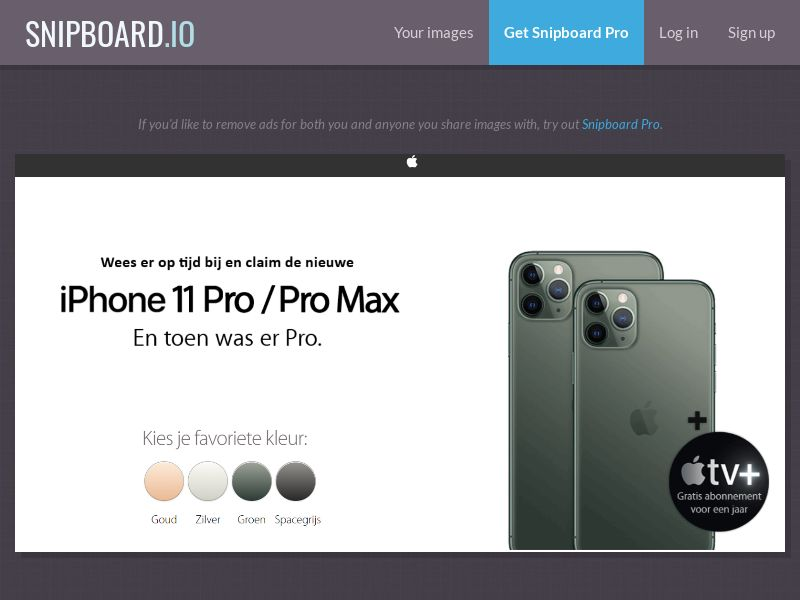 37786 - NL - NectarContests - iPhone 11 Pro - Pro Max (With Prelander) - SOI