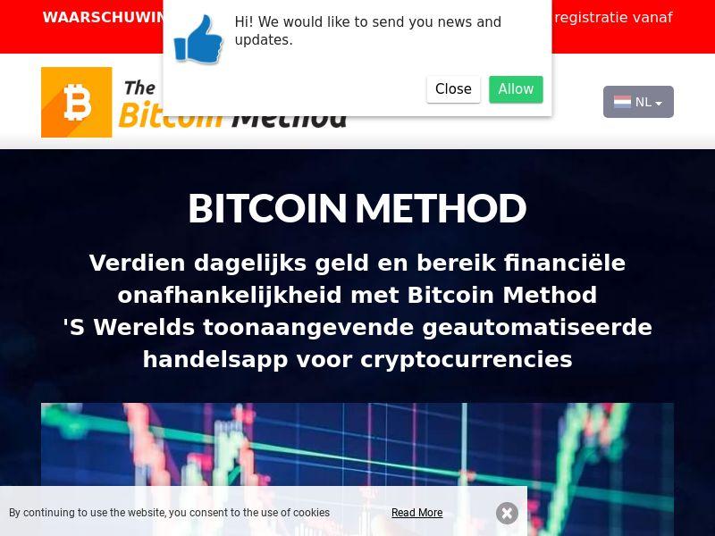 Bitcoin Method Dutch 2187