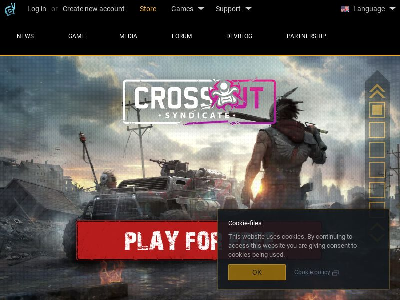 Crossout (MultiGeo), [CPL], Entertainment, Games, Client games, Double Opt-In, Email Submit, game