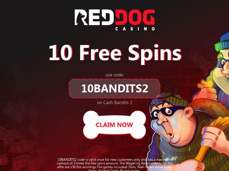Red Dog Casino [AU,DE,NO,CA] (Email,Native,Social,Banner) - CPA