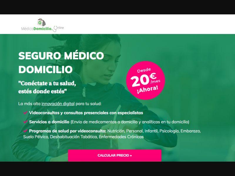Medico Domicilio - ES (ES), [CPL]
