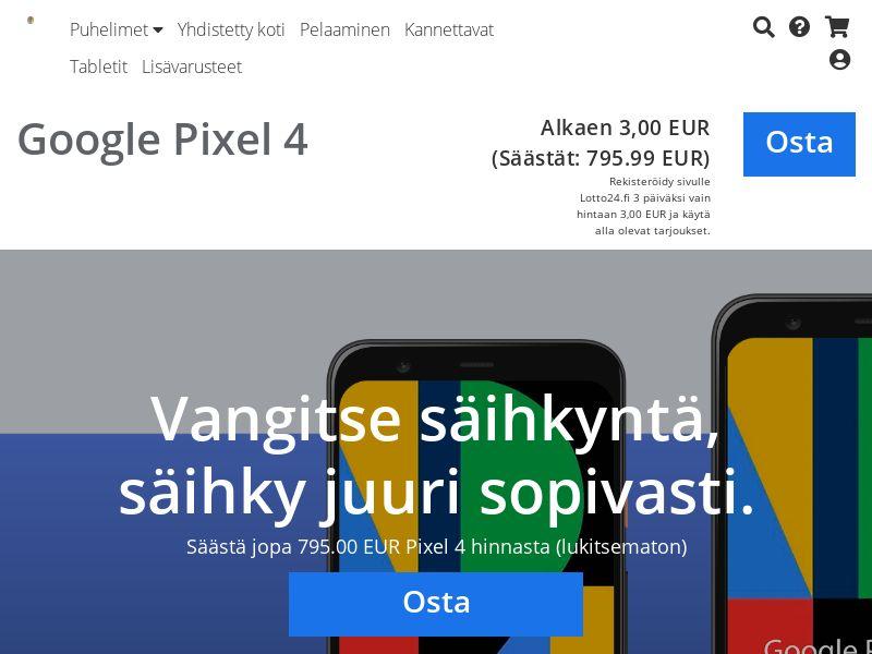 Google Pixel 4 - FI