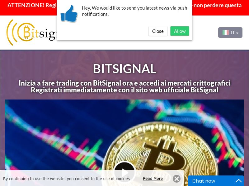 BitSignal Italian 3685