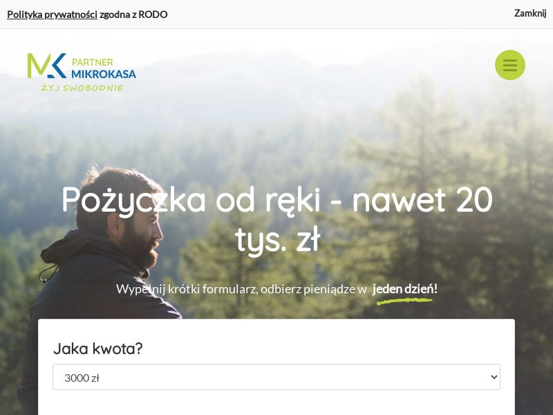 MikroKasa partner (PL), [CPA]